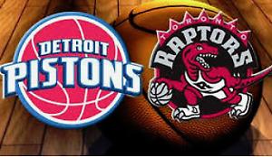 Raptors vs Pistons Nov 14, 2018
