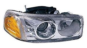 Phare Avant GMC Yukon Denali/Sierra Denali Headlight Assembly