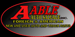 AAble Auto Salvage Inc