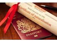UK Permanent Residence-British Passport-UK Visas and Immigration Services–Free Consultation