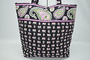 936327c0a3fc Vera Bradley Pink Elephant Handbag