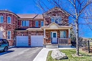 Seni-Detached With finished basement for sale (Gore Rd/ Cotrelle