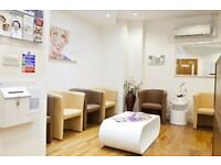 Part time dental receptionist is required to work in a mixed dental practice