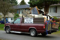 DOWNSIZING SMALL MOVES RUBBISH 604-724-7367 REMOVAL VANCOUVER