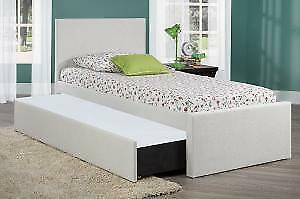 Trundle bed on sale | Solidwood Bedroom Sets (TI903)