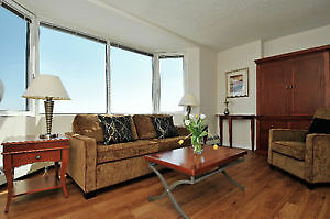 Fully Furnished 1 Bedroom Suite - Downtown, Utilities Included!