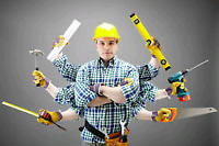 Handyman for large or small renovations.