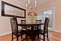 Stunning Redone 4Br Home for Rent @ Queensway & Hurontario