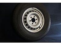 WANTED, Merc Sprinter spare wheel