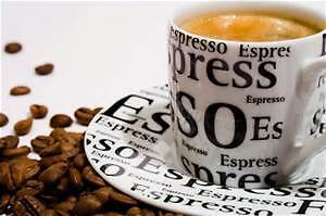 THE BEST ESPRESSO IN THE WORLD FROM NAPLES !