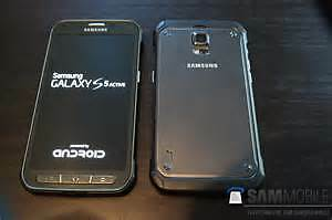 Samsung S5 Active - 16GB Just ended contract-Excellent Phone! Belleville Belleville Area image 1