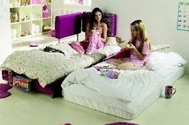 Girls silent night chill out bed. Free