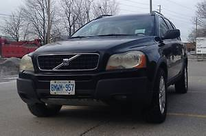2004 Volvo XC90 T6 AWD Navigation SUV, Crossover