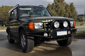 LAND ROVER DISCOVERY SERIES 2, XROX BAR SINGLE LOOP, $1190.00 Rothwell Redcliffe Area Preview