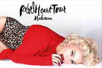 Billets de MADONNA ''Rebel Heart Tour''