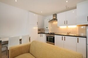 **SHORT LET** A newly refurbished studio flat, Greyhound Road W14