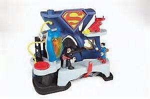 imaginex superman playset £10 rrp £50