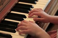 Piano Lessons - Spring Session Now Open