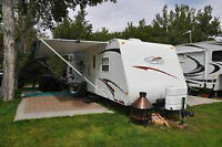 RV rental starting at $75 per day