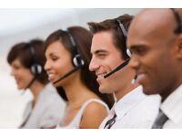 Inbound Customer Service Call Centre - Start tomorrow!