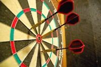 Dart players needed for Friday fun league