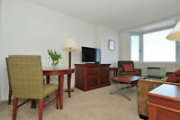2 Bedrooms, 2 Bathrooms and 2 ENTRANCES!! - Perfect for sharing!