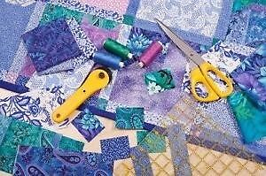 Quilting Fabric and supply sale