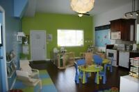 ECO KIDS CARE HAS SEPT. OPENINGS FOR 3-5 YEARS OLD!