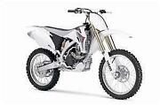 Yamaha YZ250F Manual