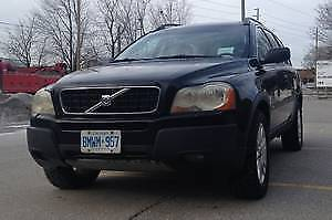 2004 Volvo XC90 T6 AWD, Navigation, 7 seater
