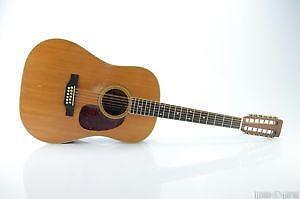 yamaha 12 string. vintage 12 string acoustic guitar yamaha p