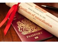 UK Permanent Residence - UK Immigration Services- UK Visa- FREE Consultation-British Citizenship