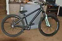 dirt jumper/frames/other parts