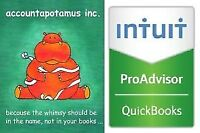 Accounting, Bookkeeping & QuickBooks Training Services Available