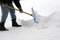 shoveling Driveway Services through the NEW SUDBURY .