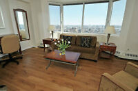 AMAZING 2 BED/2 BATH + DEN  SUITE - 16TH FLOOR - Downtown Ottawa