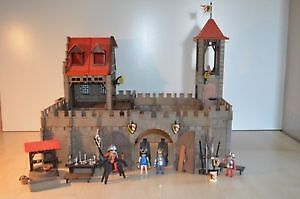 PLAYMOBIL : Pirate, Château Chevalier , Indien