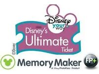 Disney 14 Day Ultimate Park Ticket on 295 GBP / Universal 14 Day from 150 GBP