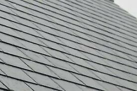 New Spanish Roofing slates 500 X 250 Pre-holed at 90mm Headlap