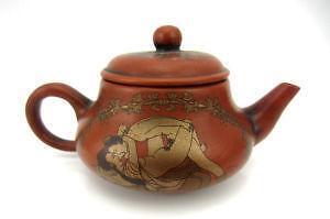 Lovely Vintage Old Antique Fancy Made In England Tea Pot George Jones