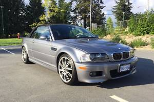 2005 BMW M3 M/// Package Convertible