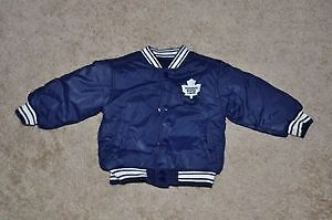 Maple Leafs Winter coat reversible
