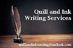 Quill and Ink Writing Service - Resumes and More!