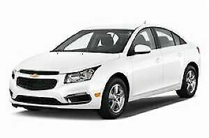 2015 Chevy Cruze For Sale