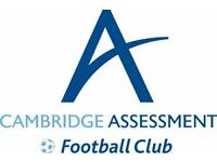 Experienced Sunday 11 a side Goalkeeper WANTED