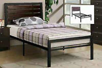 - Platform Bed (IF-114) (Serta Individually Wrapped Coil System)