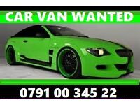 07910034522 SELL YOUR CAR VAN FOR CASH BUY MY SELL YOUR SCRAP kj