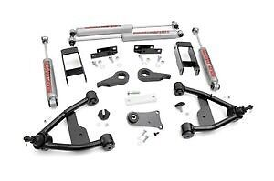 "Chevy s10 2.5"" lift kit"