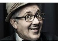 Count Arthur Strong - 2 Front Row tickets - The Playhouse, Weston-Super-Mare