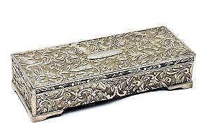 Silver Jewelry Box Ebay